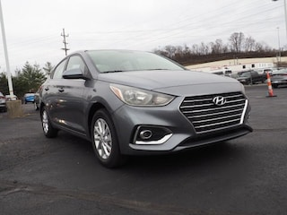 New 2019 Hyundai Accent SEL Sedan for Sale in Cincinnati OH at Superior Hyundai South
