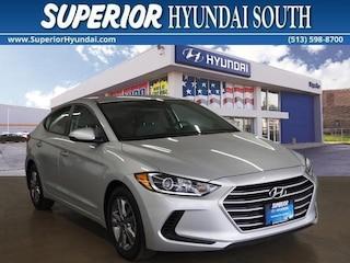 Certified Pre-Owned 2017 Hyundai Elantra SE Sedan R16484AC for Sale in Cincinnati OH at Superior Hyundai South
