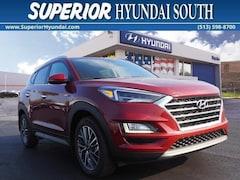 2019 Hyundai Tucson Limited AWD SUV