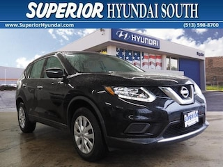 Used 2015 Nissan Rogue S SUV for Sale in Cincinnati OH at Superior Hyundai South