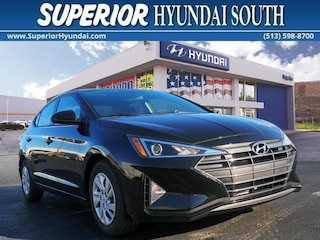 New 2019 Hyundai Elantra SE Sedan for Sale in Cincinnati OH at Superior Hyundai South