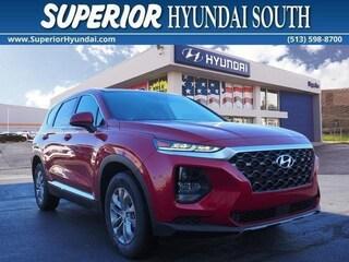 New 2019 Hyundai Santa Fe SE 2.4 AWD SUV for Sale in Cincinnati OH at Superior Hyundai South