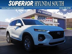 New 2019 Hyundai Santa Fe SE 2.4 AWD SUV for Sale near Reading OH at Superior Hyundai South