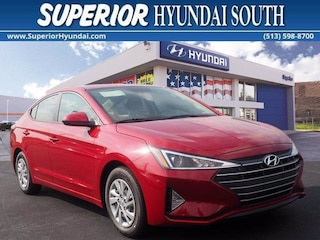 New 2020 Hyundai Elantra SE Sedan for Sale in Cincinnati OH at Superior Hyundai South