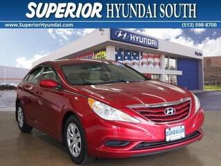 Used 2012 Hyundai Sonata GLS Sedan for Sale in Cincinnati OH at Superior Hyundai South