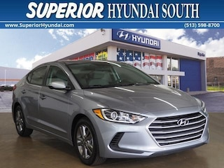 Certified Pre-Owned 2017 Hyundai Elantra SE Sedan R16485AC for Sale in Cincinnati OH at Superior Hyundai South