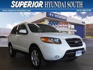 Used 2007 Hyundai Santa Fe SE SUV for Sale in Cincinnati OH at Superior Hyundai South