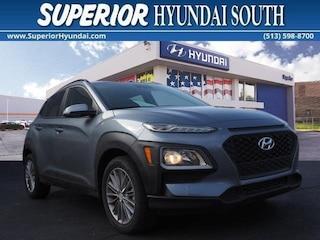New 2019 Hyundai Kona SEL SUV for Sale in Cincinnati OH at Superior Hyundai South