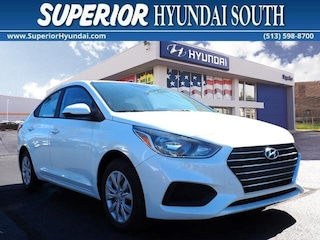 New 2019 Hyundai Accent SE Sedan for Sale in Cincinnati OH at Superior Hyundai South