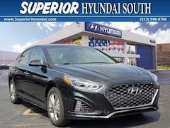 New 2019 Hyundai Sonata Limited Sedan Y19777907 for Sale near Newport KY at Superior Hyundai South