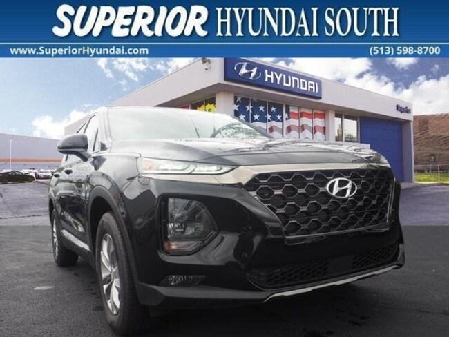 2019 Hyundai Santa Fe SEL 2.4 AWD SUV