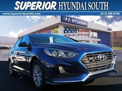 New 2019 Hyundai Sonata SE Sedan Y19761082 for Sale near Newport KY at Superior Hyundai South