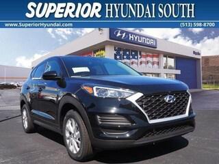 New 2019 Hyundai Tucson SE SUV for Sale in Cincinnati OH at Superior Hyundai South