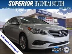 2015 Hyundai Sonata Limited Ultimate & Tech Package Sedan
