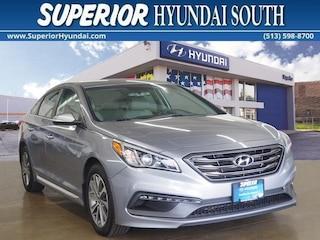 Certified Pre-Owned 2016 Hyundai Sonata Sport Sedan R16486AC for Sale in Cincinnati OH at Superior Hyundai South