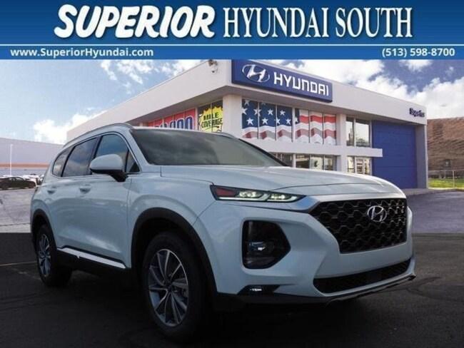 2019 Hyundai Santa Fe SEL Plus 2.4 AWD SUV