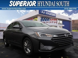 New 2019 Hyundai Elantra SEL Sedan for Sale in Cincinnati OH at Superior Hyundai South