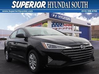 New 2019 Hyundai Elantra SE Sedan for Sale in Cincinnati OH at Superior Hyundai South
