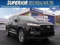 New 2019 Hyundai Santa Fe Limited 2.4 SUV for Sale near Reading OH at Superior Hyundai South