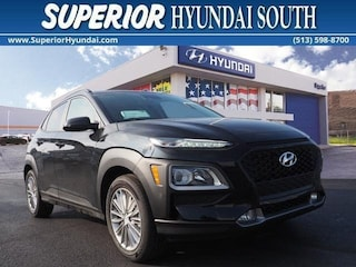 New 2019 Hyundai Kona SEL Tech Package SUV for Sale in Cincinnati OH at Superior Hyundai South