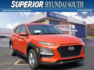 New 2019 Hyundai Kona SE SUV for Sale in Cincinnati OH at Superior Hyundai South