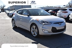 New 2017 Hyundai Veloster Value Edition Hatchback H323310 in Conway, AR