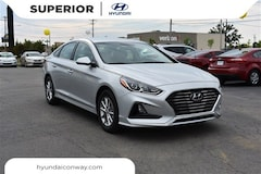 New 2018 Hyundai Sonata SE Sedan H623719 in Conway, AR