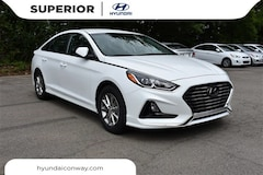 New 2018 Hyundai Sonata SE Sedan H623870 in Conway, AR
