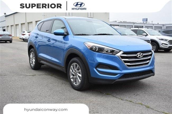 New 2018 Hyundai Tucson SE SUV in Conway