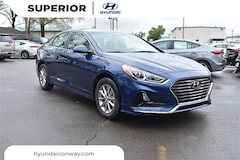 New 2018 Hyundai Sonata SE Sedan H683907 in Conway, AR