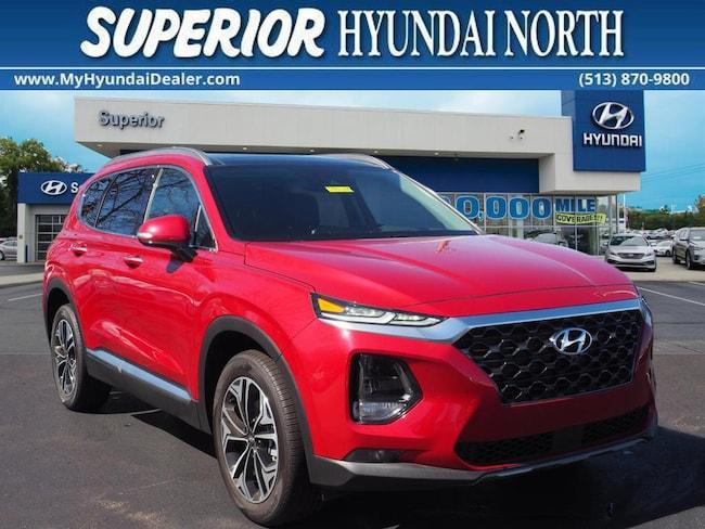 2019 Hyundai Santa Fe 2.0T Ultimate SUV