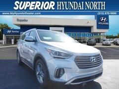 2018 Hyundai Santa Fe Limited SUV
