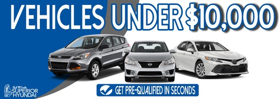 Cars For Under 10 000 In San Antonio Tx Used Hyundai Sales