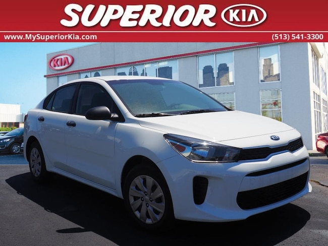 2018 Kia Rio LX LX  Sedan 6A