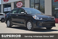 New 2018 Kia Rio LX Sedan Bentonville, AR