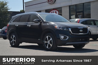 New 2018 Kia Sorento 2.0T EX SUV K354699 Fayetteville, AR