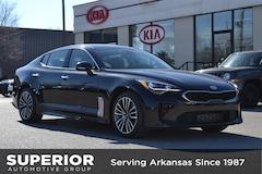New 2018 Kia Stinger Premium Sedan Bentonville, AR