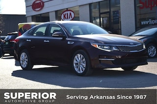 New 2018 Kia Optima EX Sedan K210952 Fayetteville, AR
