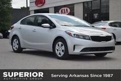 New 2018 Kia Forte LX Sedan Bentonville, AR
