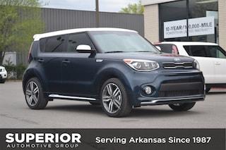 New 2018 Kia Soul + Hatchback K580219 Fayetteville, AR