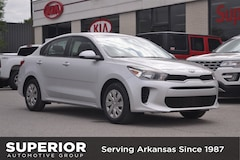 New 2018 Kia Rio S Sedan Bentonville, AR