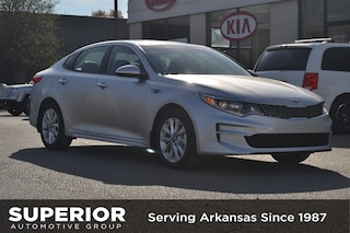New 2018 Kia Optima EX Sedan K203086 Fayetteville, AR