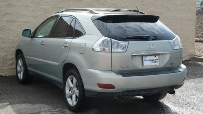 Used 2005 LEXUS RX 330 For Sale | Charlotte NC | 4616G