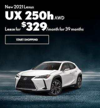 2021 UX 250