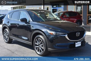 Certified Pre-Owned 2018 Mazda CX-5 Grand Touring SUV Z1028 Bentonville AR