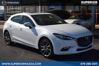 New 2018 Mazda Mazda3 Grand Touring Hatchback Bentonville AR