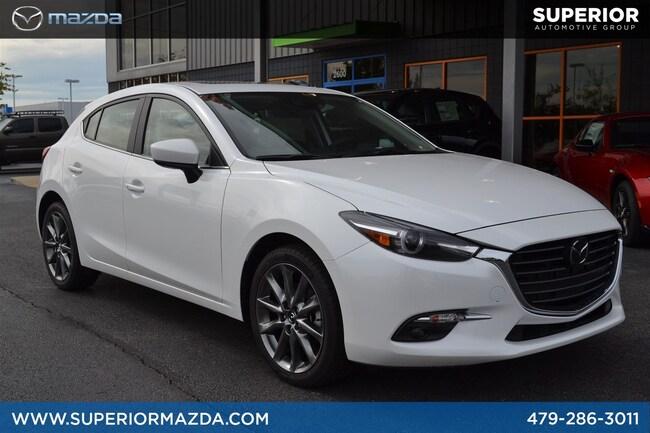 New 2018 Mazda Mazda3 Grand Touring Hatchback Bentonville AR