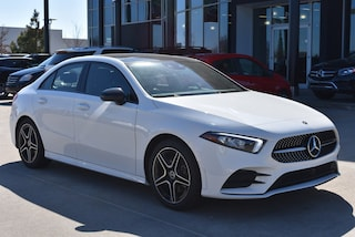 New 2019 Mercedes-Benz A-Class A 220 Sedan Bentonville, AR
