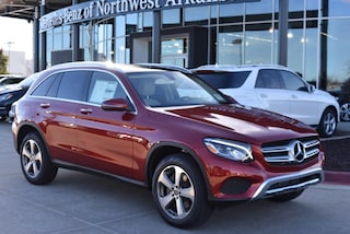 New 2019 Mercedes-Benz GLC 300 4MATIC SUV Bentonville, AR
