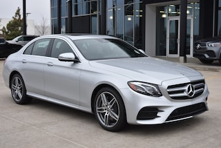 New 2019 Mercedes-Benz E-Class E 300 4MATIC Sedan Bentonville, AR